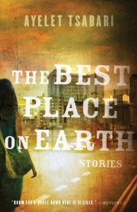 The Best Place on Earth - Canadian Cover